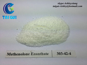 China Safety Methenolone Enanthate / Primobolan-depot Oral Raw Steroid Powders CAS 303-42-4 factory